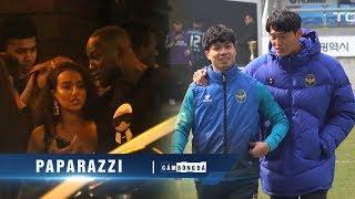 Paparazzi | Lukaku bị gái GẠ GẪM, đồng đội cũ NHỚ Công Phượng