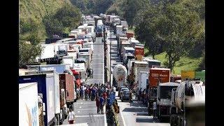 Crisis as petrol shortage strikes | Press Review