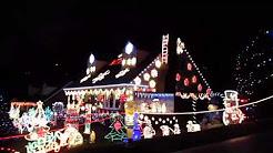 Christmas Lights 2015 Pleasant Hills PA
