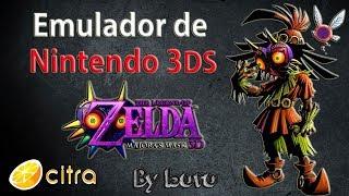 👾 Emulador de 3DS para PC | The Legend of Zelda: Majora's Mask 3D | En Español
