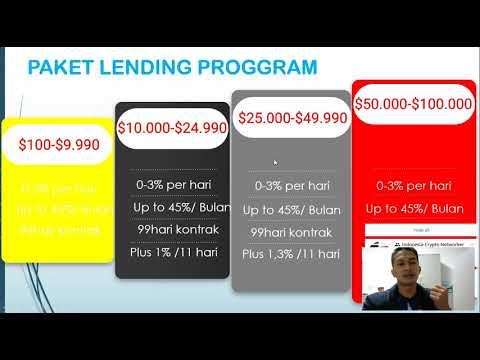 Regalcoin- Presentasi Regal 50jt/hari, Detail Lending, Refferal Commision (unilevel And Binary)