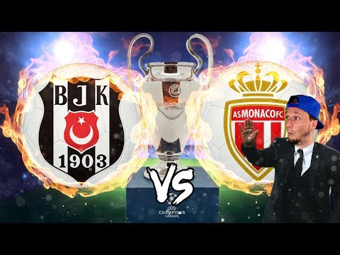 Champions league [🔴 live] besiktas istanbul vs as monaco 1:1 | 18:00 uhr