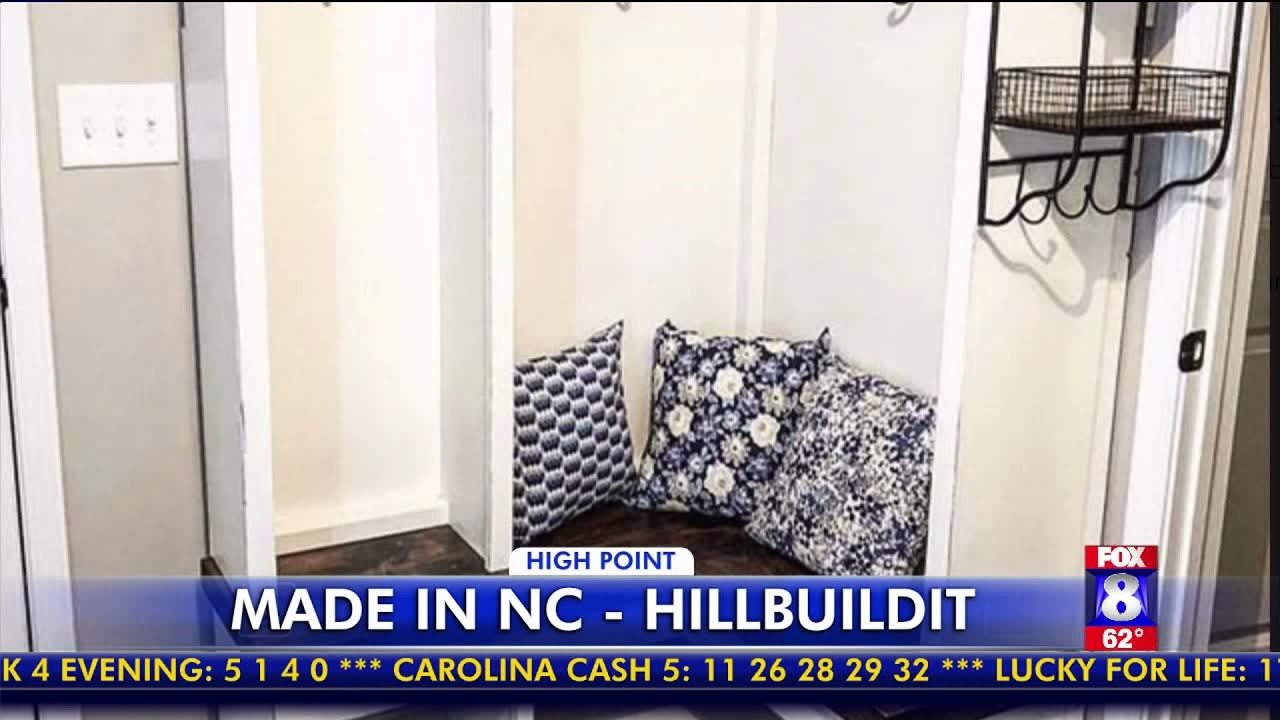Hillbuildit husband-and-wife-team make furniture to last in the furniture  capitol