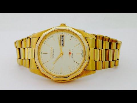 6931b2446b786 A LA VENTA) Reloj Citizen Eagle Automático Para Caballero - YouTube