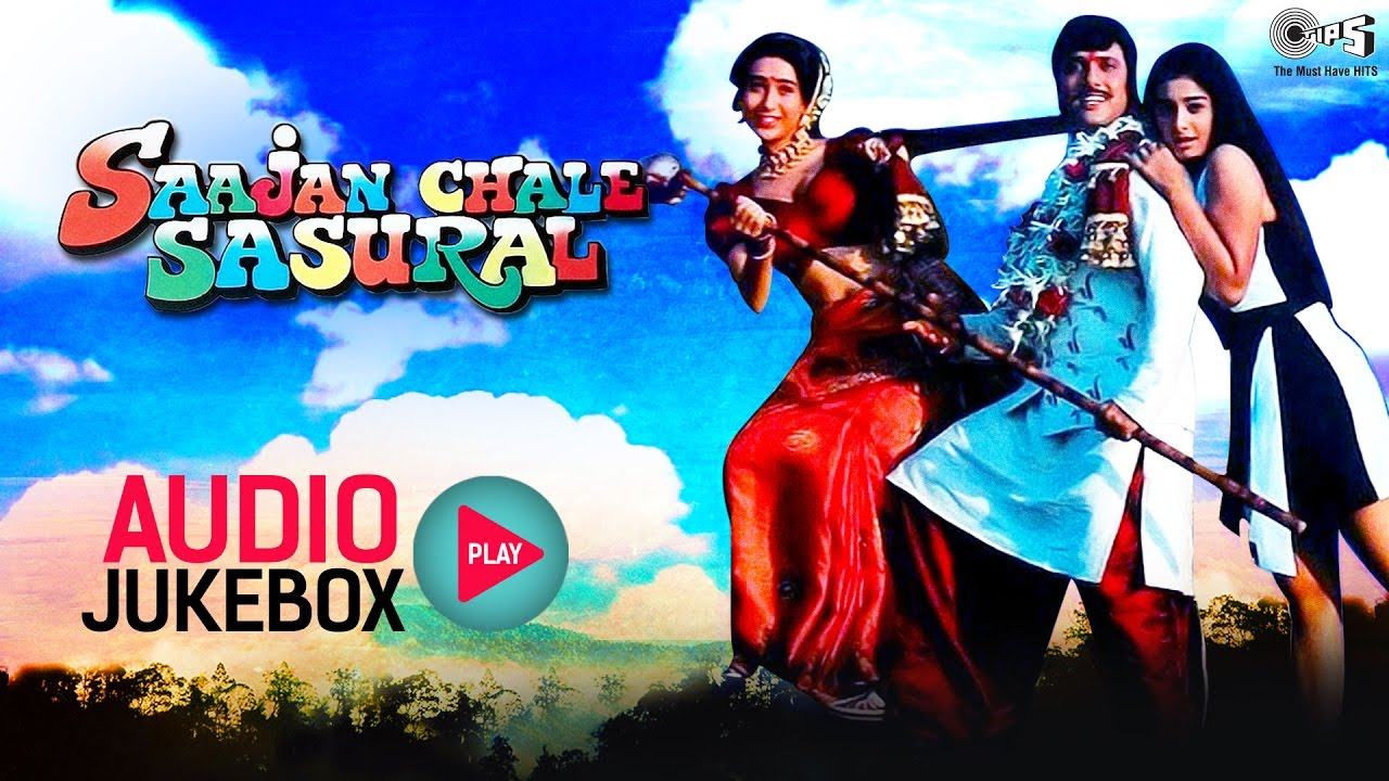 Download Saajan Chale Sasural Songs Jukebox   Govinda, Karisma Kapoor, Tabu   Nadeem Shravan