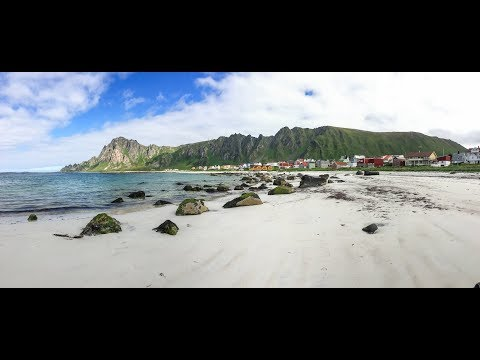 Best hikes and places on Lofoten