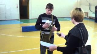 Районна олімпіада з ОБЖ-2013