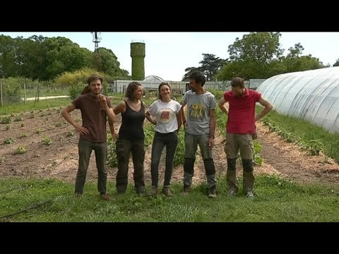 Enquêtes de région : la permaculture, une ferme d