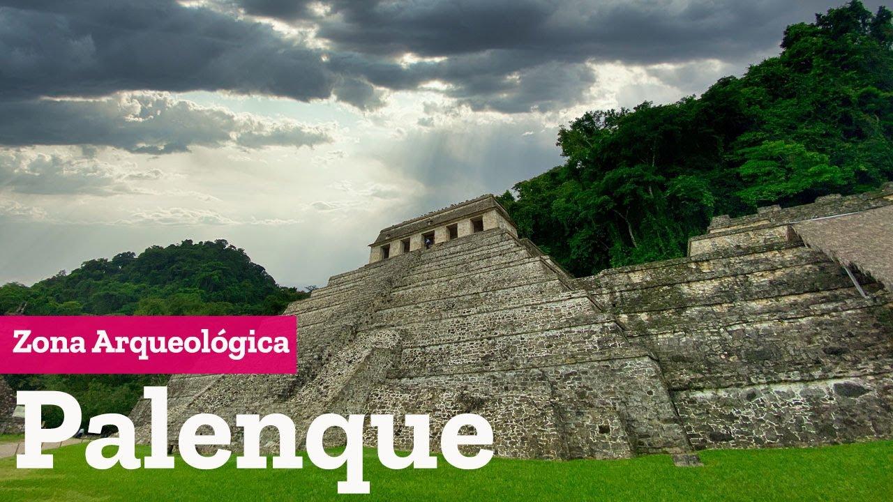 Zona Arqueológica de Palenque, Pueblo Mágico de Chiapas