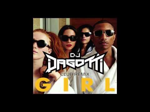 Free Download Pharrell Williams - Marilyn Monroe (dj Dagotti Remix) 2014 Mp3 dan Mp4