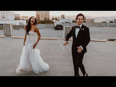 Lon & Renahy Wedding Film // XO - Beyonce // Carondelet House Los Angeles