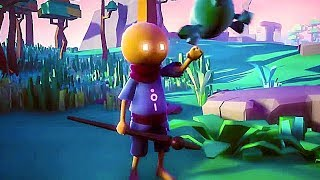 OMNO - Official Trailer (New Adventure Game 2019)