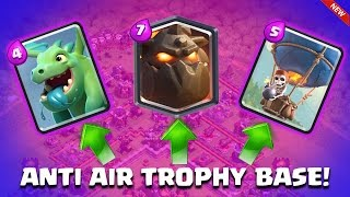 Clash Of Clans - TH11 WAR BASE/TROPHY BASE/LEGEND LEAUGE/ ANTI-AIR/ REPLAYS