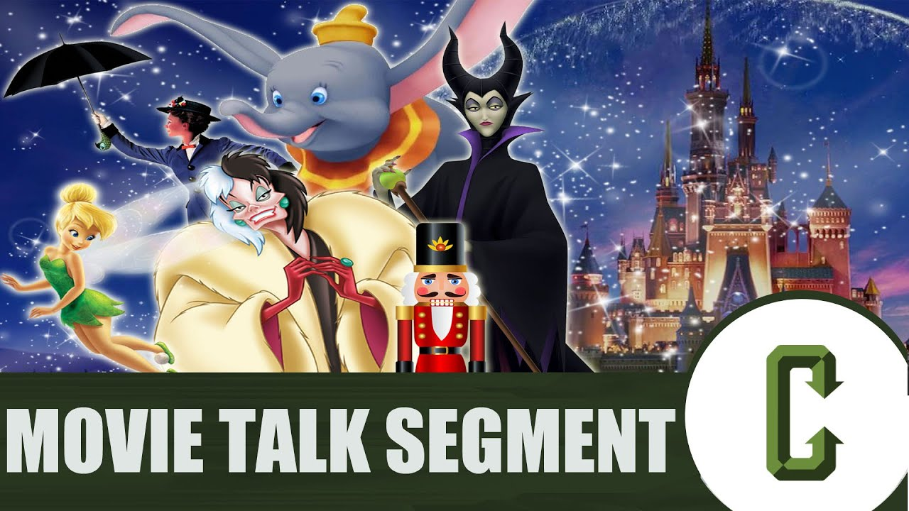 Disney Dates Full Slate Of Live-Action And Fairy Tale Movies – Collider