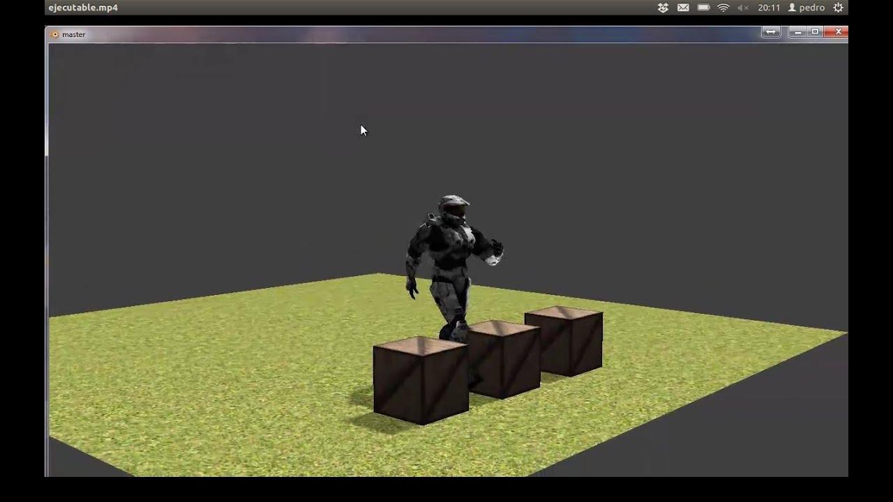 blender game engine python tutorial