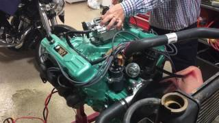 1967 Buick Skylark engine idle