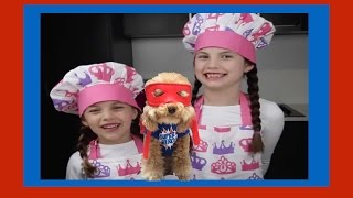 PUPPY PET COSTUME HAUL with CHARLISCRAFTYKITCHEN & Cooking For Dogs