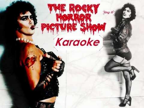 The Sword Of Damocles Instrumental Rocky Horror Show Karaoke.wmv