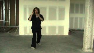 Repeat youtube video Short Form 1 Amy - American Kenpo Karate