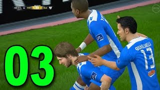 Video FIFA 16 Ultimate Team - Part 3 - I SCORED A GOAL! (FUT Let's Play Gameplay) download MP3, 3GP, MP4, WEBM, AVI, FLV Desember 2017