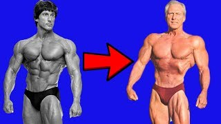 Olympia Winners that kept their gains after retiring
