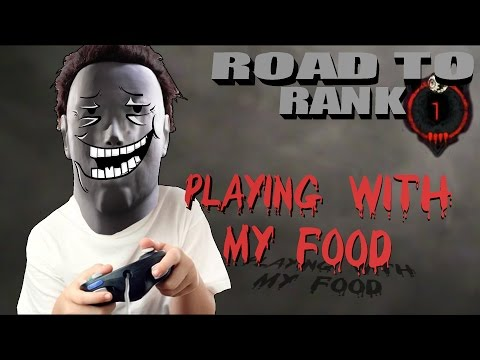 Dead By Daylight Michael Myers | PLAYING WITH MY FOOD