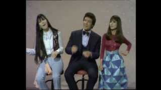 Esther Ofarim, Tom Jones & Cher (live, 1969)