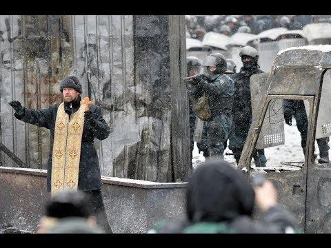 Kiev Riots 2014 Ukraine Truce Crumbles At Least 70 Dead   Truce Fails, Gun Battles Rage in Kiev