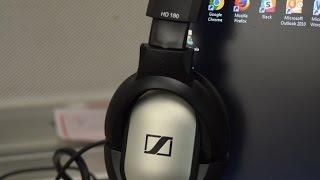 Sennheiser HD180 Review