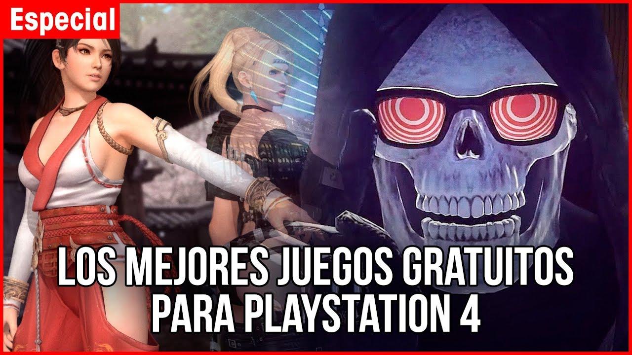 Ps4 Los Mejores Juegos Gratis Para Descargar En Sony Playstation 4