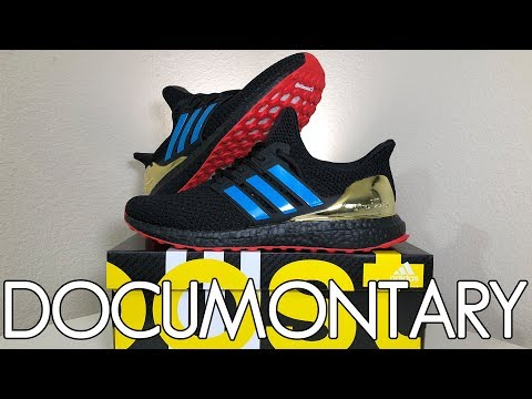 miadidas Ultra BOOST Clima Kolor • Review | DOCUMONTARY