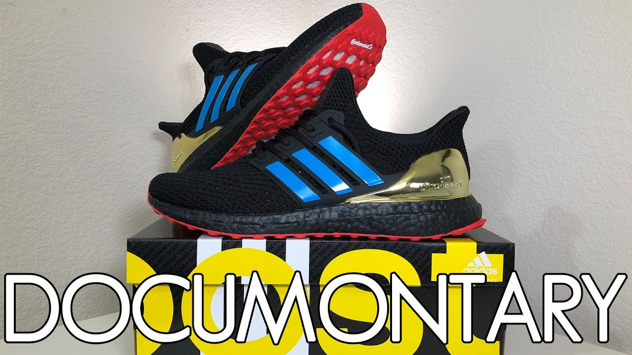 miadidas Ultra BOOST Clima Kolor • Review   DOCUMONTARY