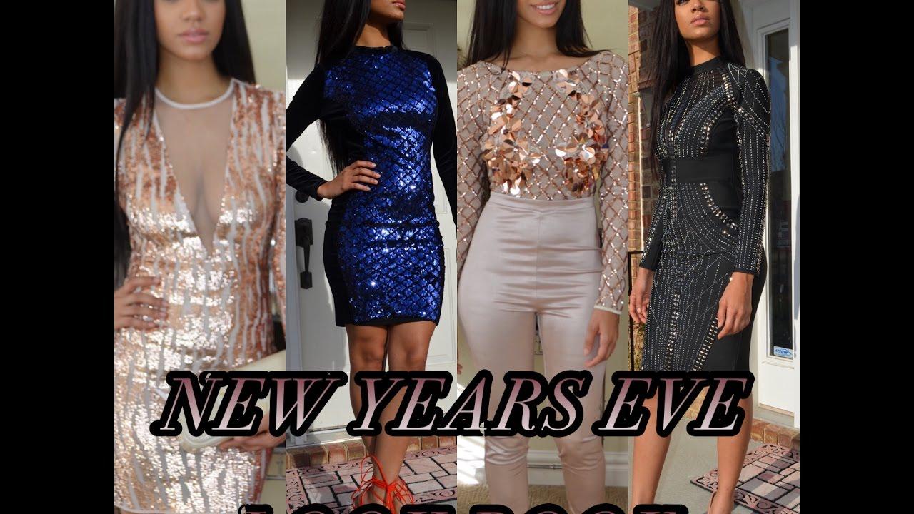 2017 new years eve look book ivyglam com youtube. Black Bedroom Furniture Sets. Home Design Ideas