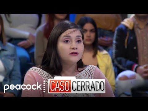 Niñera entretiene al papá🤰👩🏼👨👧  | Caso Cerrado | Telemundo