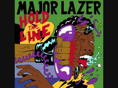 Major Lazer  Hold the Line Audio Dakoos Lazers On Stun Remix