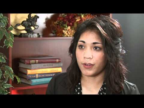Krista Lopez - 2012 OSU Outstanding Senior