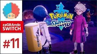 Pokemon Sword PL #11   Switch   Bede lau cie! (Gdzie?)