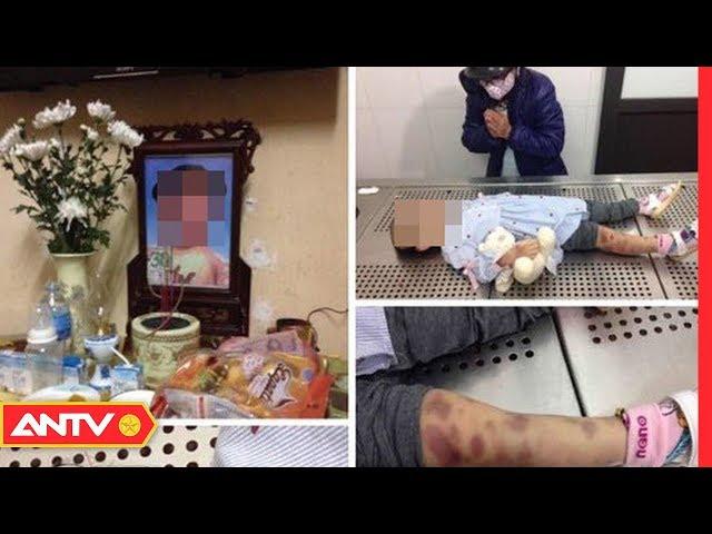 Điều tra vụ bé gái 4 tuổi nghi bị bố mẹ bạo hành tử vong tại Hà Nội   ANTV