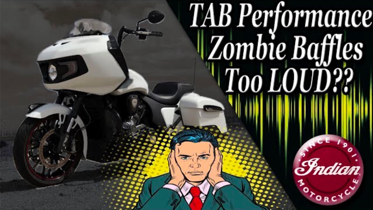 tab zombie baffles too loud questions i get asked for this exhaust