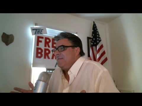 """The Fred Brauer Report 8/11/16  DOJ corruption, CAIR, Facebook """"hall of shame"""""""