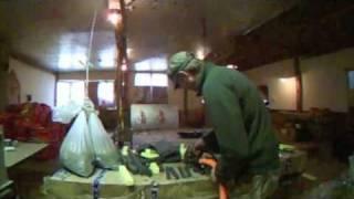 Building A Kayak Bulkhead