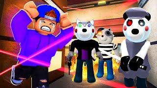 ROBLOX PIGGY EXTREME ALLEYS!