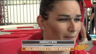 Olimpiai bajnokok a szurkolói arénában - tv2.hu/aktiv