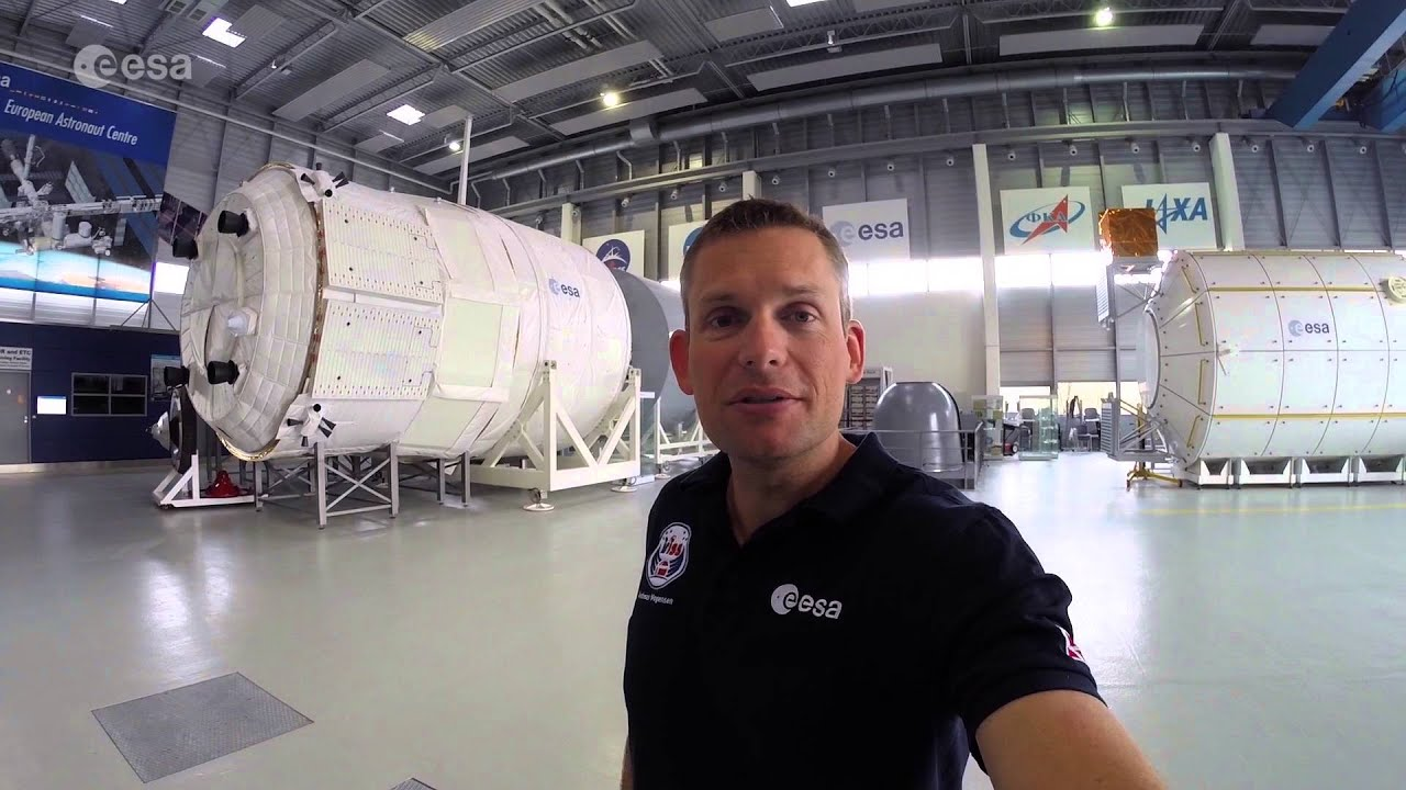 20th Anniversary of the European Space Camp - YouTube