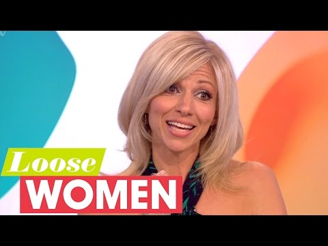 Debbie Gibson On Lyme Disease And Making Movies | Loose Women