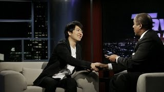 Lang Lang on Tavis Smiley Show