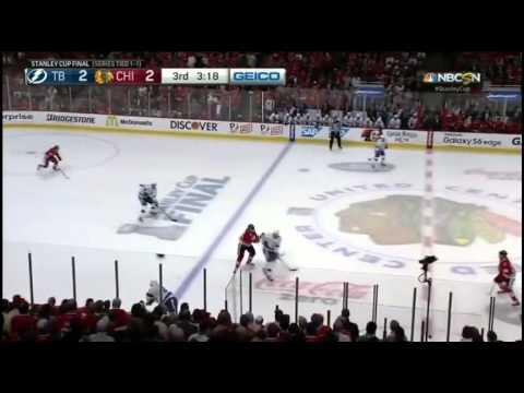 Chicago Blackhawks vs  Tampa Bay Lightning. 2015 Stanley Cup Finals