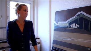 Az ablakkeretes festő – Éberling Anikó