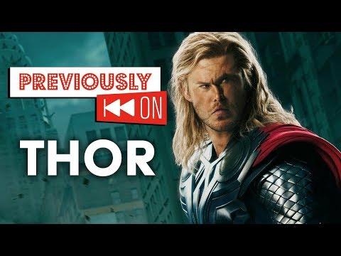 Thor Recap - Previously On