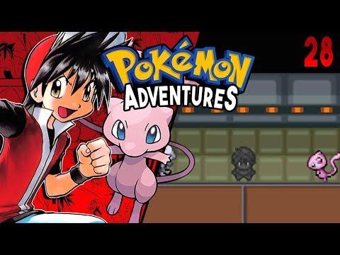 Pokemon Adventures Red Chapter Part 28 MEWTWO STRIKES BACK Rom hack Gameplay Walkthrough